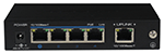 4 Ports PoE Switch, Ethernet over Coax extender, AAS technology, aas.com.tw