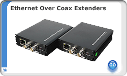 Ethernet Over Coax